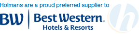 Best Western preferred supplier