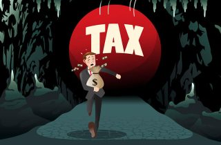 The Taxman is Coming