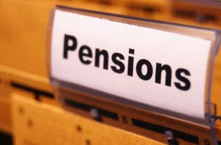 Starting a new pension